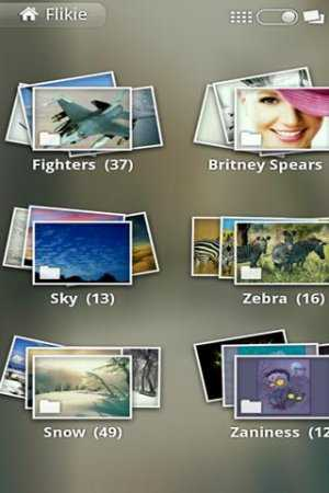 Flikie Wallpapers HD v3.7.3
