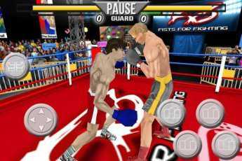 Fists For Fighting - Fx3 (Android Boks Oyunu)