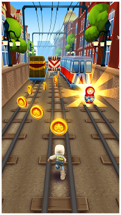 Subway Surfers Moscow Apk Android İndir