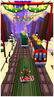Subway Surfers London Android indir