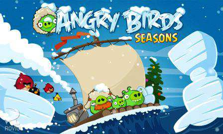 Angry Birds Seasons Android Kızgın Kuşlar Seasons