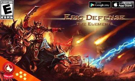 Epic Defense – the Elements Android İndir