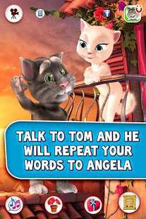 Tom Loves Angela Android