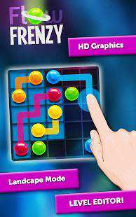 Flow Frenzy (Android Puzzle Oyunu)