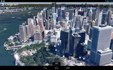 Google Earth Android İndir