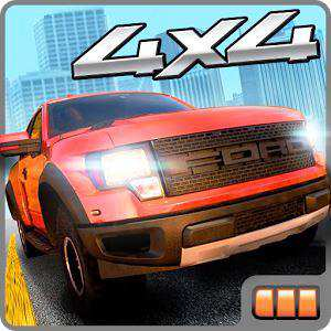 Drag Racing 4x4 Apk indir