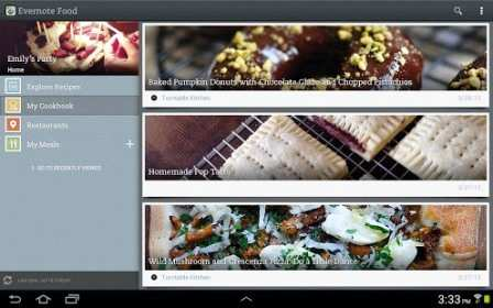 Evernote Food Apk İndir