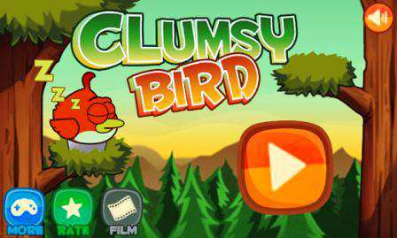 Salak Kuşlar - Clumsy Bird