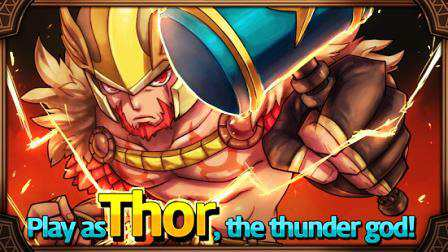 Thor Lord of Storms (Android Eski Çağ Oyunu)