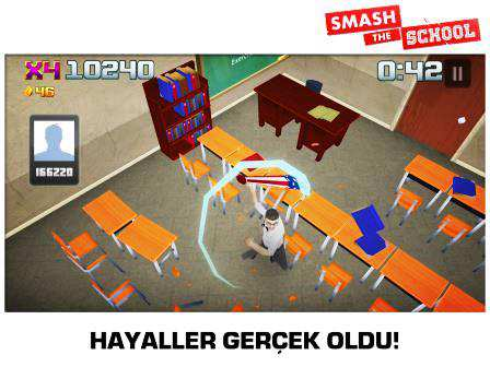 Smash the School - Stres gider
