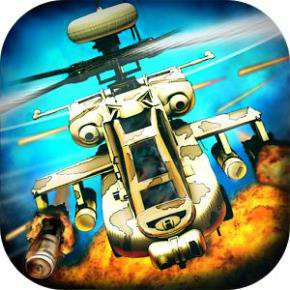 CHAOS Tournament - Android Helikopter Savaş Oyunu