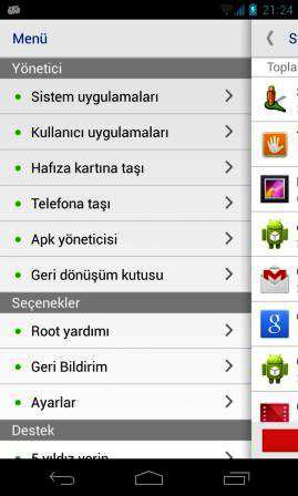 System App Remover Android