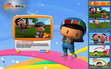 TRT Pepee TV Orjinal Android