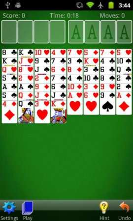 Android FreeCell İndir