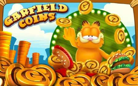 Garfield Coins Android indir