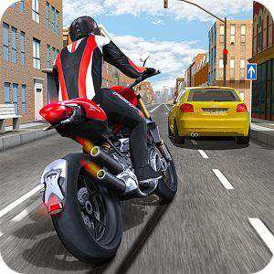 Race The Traffic Moto Yarış Oyunu