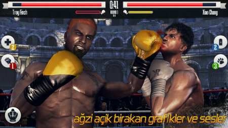 Android Boks Oyunu - Real Boxing
