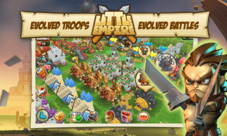 Litte Empire Android Strateji Oyunu