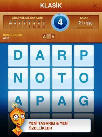 Android Yarışma Oyunu Kelime Avı 2 İndir