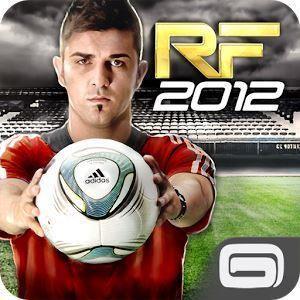 Real Football 2012 Apk İndir