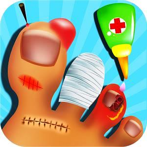 Android Tırnak Doktoru Oyunu - Nail Doctor - Kids Games İndir