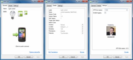 APK Edit Programı