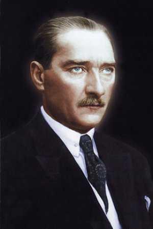 320 x 480 Piksel Çözünürlüğünde, Atatürk ve Türk Bayrağı Duvar Kağıdı!