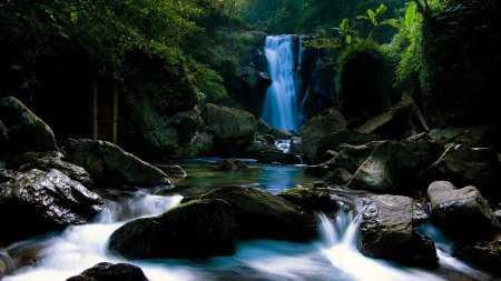 Şelale Resimleri(Waterfall) - Duvar Kağıtları