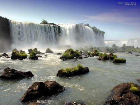 Şelale Resimleri(Waterfall) - Duvar Kağıtları - 5