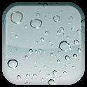 iPhone Yağmur Damlası Canlı Duvar Kağıdı