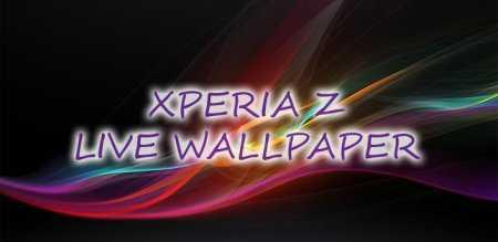 Xperia Z canlı duvar kağıdı 1.0.3