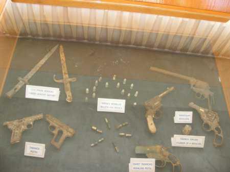 Şehitlik Abide HD Resimleri 4 (Müzede Çektiğim Resimler)