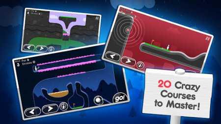 Super Stickman Golf 2 (Android Golf Oyunu)