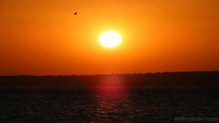Gün Batımı ve Doğumu HD Resimleri (Kendi Çektiğim Resimler)