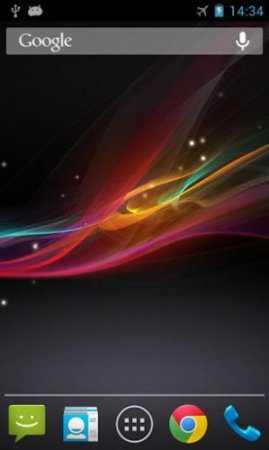 Sony Xperia Z Canlı Duvar Kağıdı Android