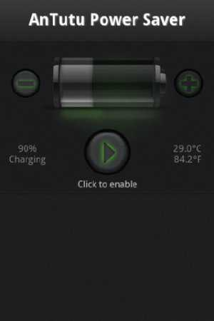 Battery Saver (Android Batarya Süresini Uzatma)