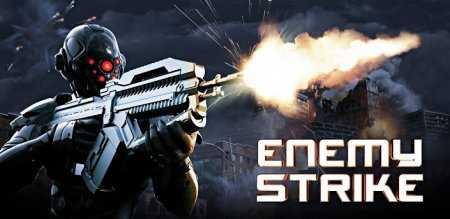 Android Savaş Oyunu Enemy Strike