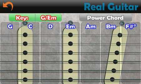 Real Guitar - Gitar Android
