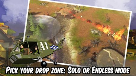 Hills of Glory 3D (Android Savaş Oyunu)