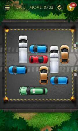 Parking Car (Android Araba Park Etme Oyunu)