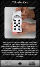 Sihirbazlık - İllüzyon Dersleri (Android Sihirbazlık Oyunu)