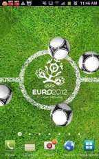 adidas EURO 2012 LiveWallpaper - Android adidas Canlı Duvar Kağıdı