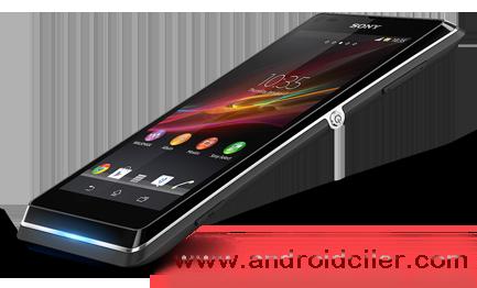 Sony Xperia L (C2105/C2104) PDF Türkçe Kullanım Kılavuzu