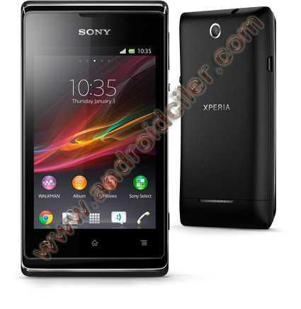 Sony Xperia E (C1505/C1504) PDF Türkçe Kullanım Kılavuzu
