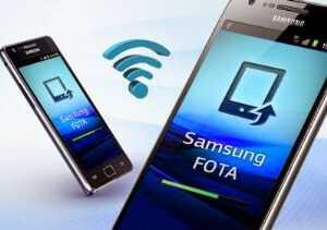 Samsung Telefonlarda FOTA ile Yazılım Güncelleme