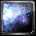 Ice Galaxy - Android Buzlu Galaksi Duvar Kağıdı