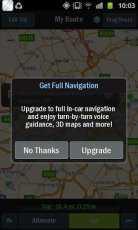 CoPilot GPS - Android Navigasyon GPS Uygulaması