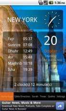 Android Ezan Vakti Uygulaması