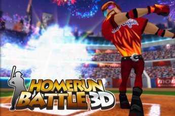 Homerun Battle 3D FREE (Android Beyzbol Oyunu)