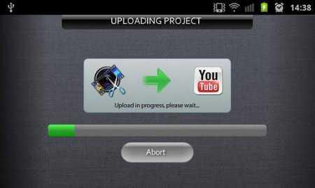 AndroMedia Video Editor (Android Video Düzenleme Uygulaması)